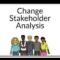Change Stakeholder Analysis