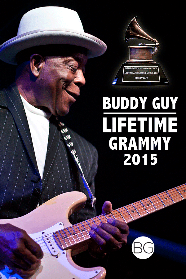 buddy guy lifetime grammy