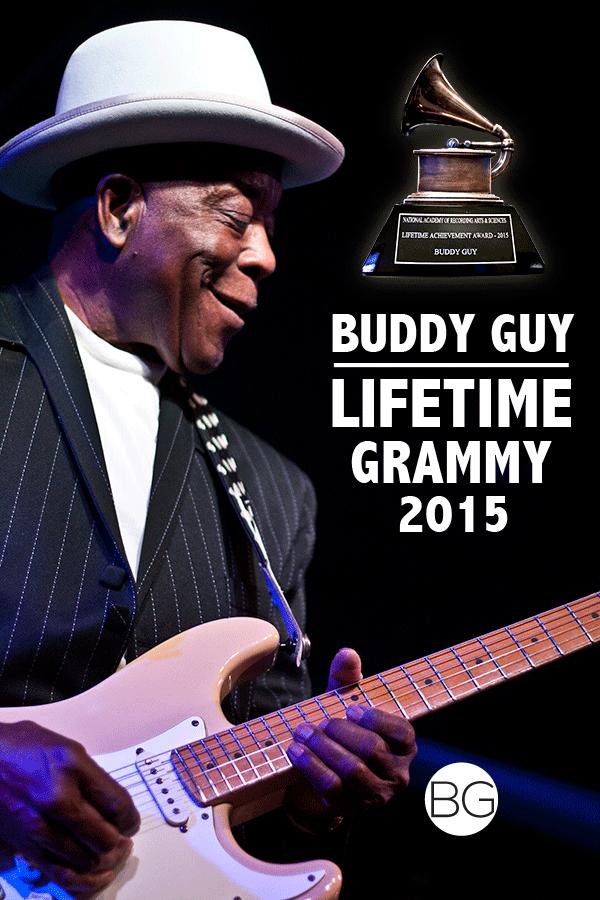 buddy guy lifetime grammy