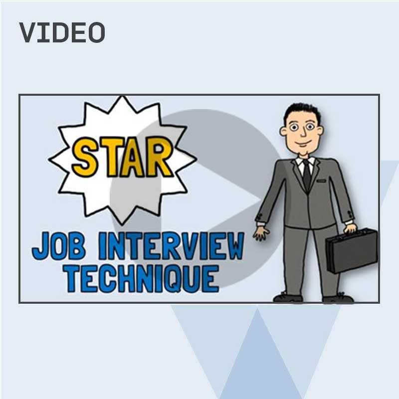 Star Job Interview Technique Video Change Activation