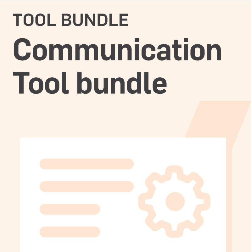 Communication-Tool-bundle