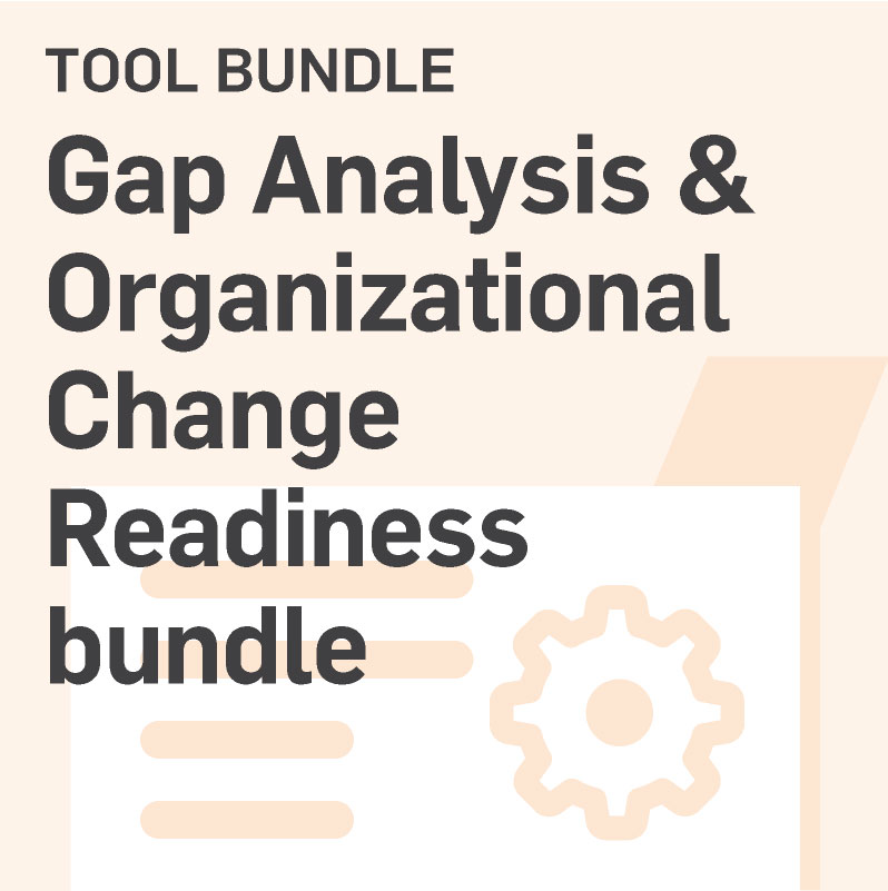 Gap-Analysis-&-Organizational-Change-Readiness-bundle